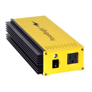 Power Bright APS300-12 Pure Sine Power Inverter 300 Watt 12 Volt DC To 110 Volt AC