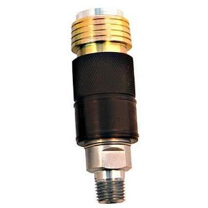 Powertank FIT-8022 Fitting, Quick Release, Tomco, & 1/4 Male NPT