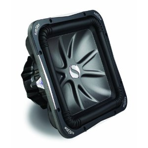 Kicker 08S12L72 Solo-Baric 12-Inch 300mm 2-Ohm DVC Subwoofer