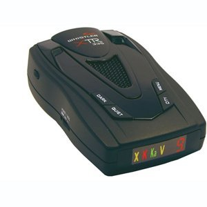 Whistler XTR-335 Laser/Radar Detector with Patented POP Mode Detection