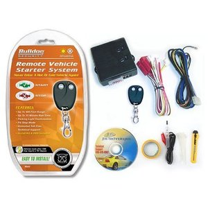 Bulldog RS82-I Do It Yourself Remote Starter