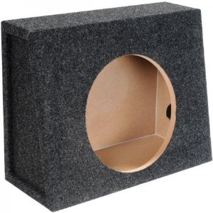 Atrend E12St B Box Series 12-Inch Single-Sealed Truck Enclosure