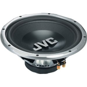 JVC CS-GS5120 12-Inch Powered Subwoofer (Single, Black)
