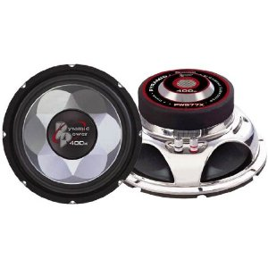 Pyramid PW677X WOOFER 6.5