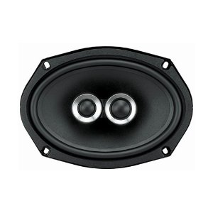 Planet Audio AP695 6-Inch x 9-Inch 3-Way Treated Paper Cone Speaker System
