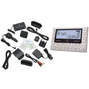 Delphi Roady XT XM Receiver Bundle with Car and Home Kits