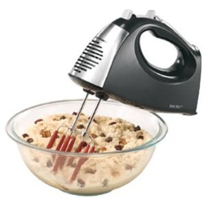 Hamilton Beach Brands Inc 62640 Black Hand Mixer