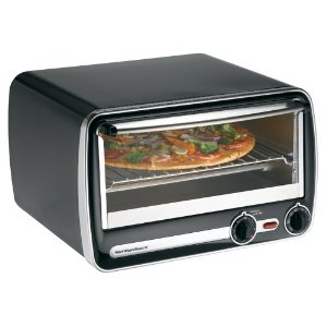 Hamilton Beach 31125 6-Slice Toaster Oven with Broil Function