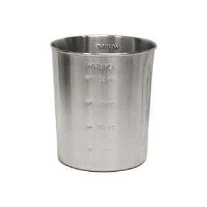 Waring JEX328CUP 32 oz. Stainless Steel Cup