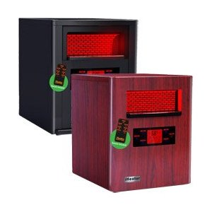 Iheater 1500 Quartz Infrared Portable Home Heater