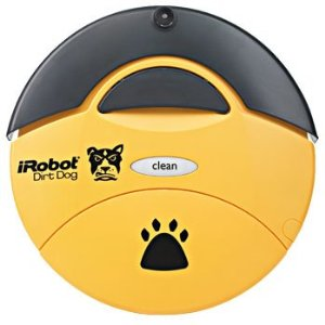 IRobot 110 Dirt Dog Workshop Robot