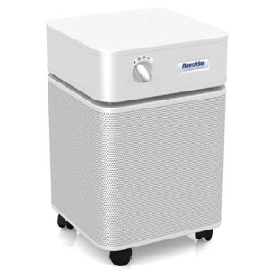 Austin Air HEGA (Allergy Machine) Air Purifier - White
