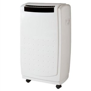 Haier CPRD12XH7 12,000 BTU Portable Air Conditioner with Heating Capacity