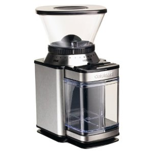 Cuisinart Supreme Grind Automatic Burr Mill (CCM-16PC1)