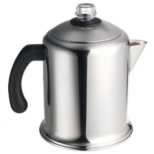 Farberware Classic Yosemite Stainless Steel Percolator