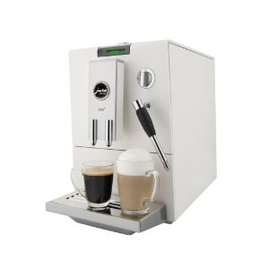 Jura-Capresso ENA3 Automatic Coffee and Espresso Center, All White