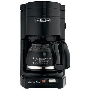 Hamilton Beach HDC500B 4 Cup Coffee Brewer