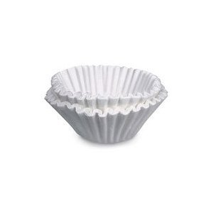 Bunn-O-Matic 18X6 Paper Coffee Filters, 3 Gallon (18X6BUN) Category: Coffee Filters