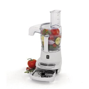 Wolfgang Puck WPFPR035 4-Cup Continuous-Flow Food Processor with Overload Protection