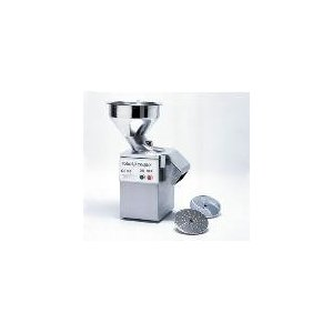 Commercial Food Processor w/Stand, Bulk Feed Attachment, 2 Plates
