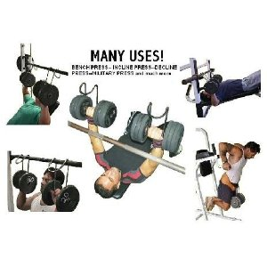 Power Hooks Dumbbell Power Hooks for Free Weights Dumbbells & Bars