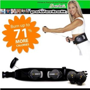 Denise Austin PowerBelt Walking System