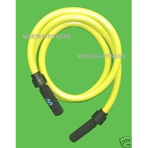 5 lb Yellow Heavy Power Jump Rope / Weighted Jump Rope