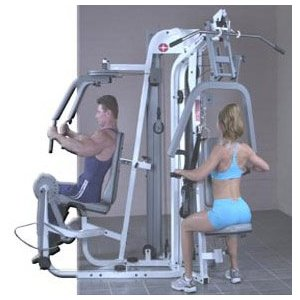 Quality Fitness by Maximus MXII Multi Station Gym