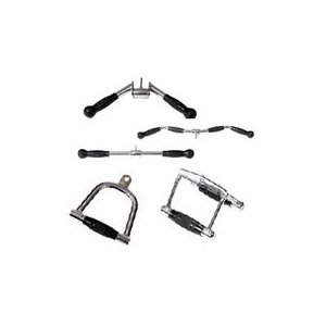 Rubber Grip Cable Attachment Pack I