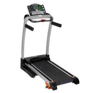 Lime Fitness E1.0 Folding Multimedia Treadmill
