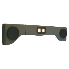 Vertically Driven-Vertically Driven Products Soundbar for 1987-2002 JEEP WRANGLER ALL