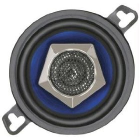 Boss Audio Blade BL3250 3.5-Inch 2-Way Metallic Poly-Injection Cone Speaker