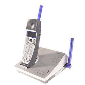 Sony SPP-S2720 2.4 GHz Cordless Phone