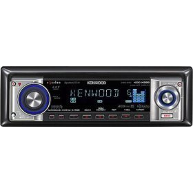 Kenwood eXcelon KDC-X589 - Radio / CD / MP3 player - Full-DIN - in-dash - 4-channel - 50 Watts x 4