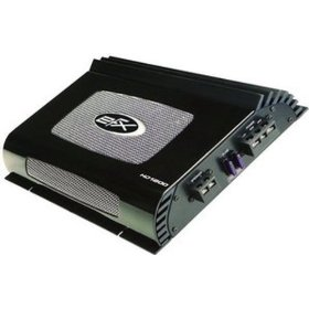 SCOSCHE HD1800 EFX 1200-WATT MONO AMPLIFIER