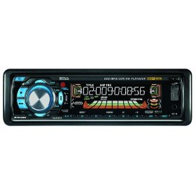 Boss BV6450 In-Dash DVD/MP3/CD Receiver