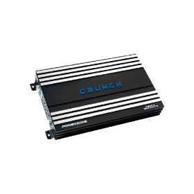 Crunch PowerZone P1800.4 900 Maxx Watt Power A/B Class Four-Channel Amplifier