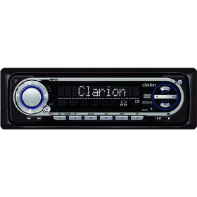 Clarion VB475 CD/DVD/MP3/WMA/MPEG4 AVI Files Receiver