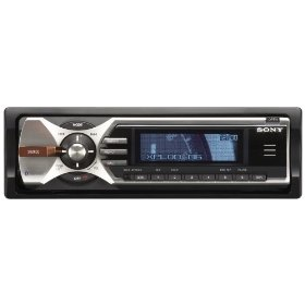 Sony MEX-BT5000 - Radio / CD / MP3 player - Full-DIN - in-dash - 52 Watts x 4