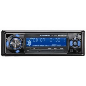 Remanufactured Panasonic CQ-C5110U In-Dash MOS-FET 50W x 4 High-Power CD Player/Receiver with CD-R/RW Playback