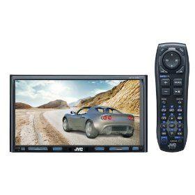 JVC KW-AVX810 Vehicle Multimedia Receiver w/ 7