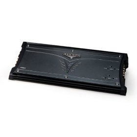 Kicker 08ZX8504 4X215-Watt 4-Channel Amplifier