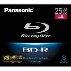 Panasonic Blu-ray Disc 25GB 4X BD-R