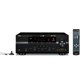 Yamaha HTR-6080BL 7.1-Channel Digital Home Theater Receiver (Black)