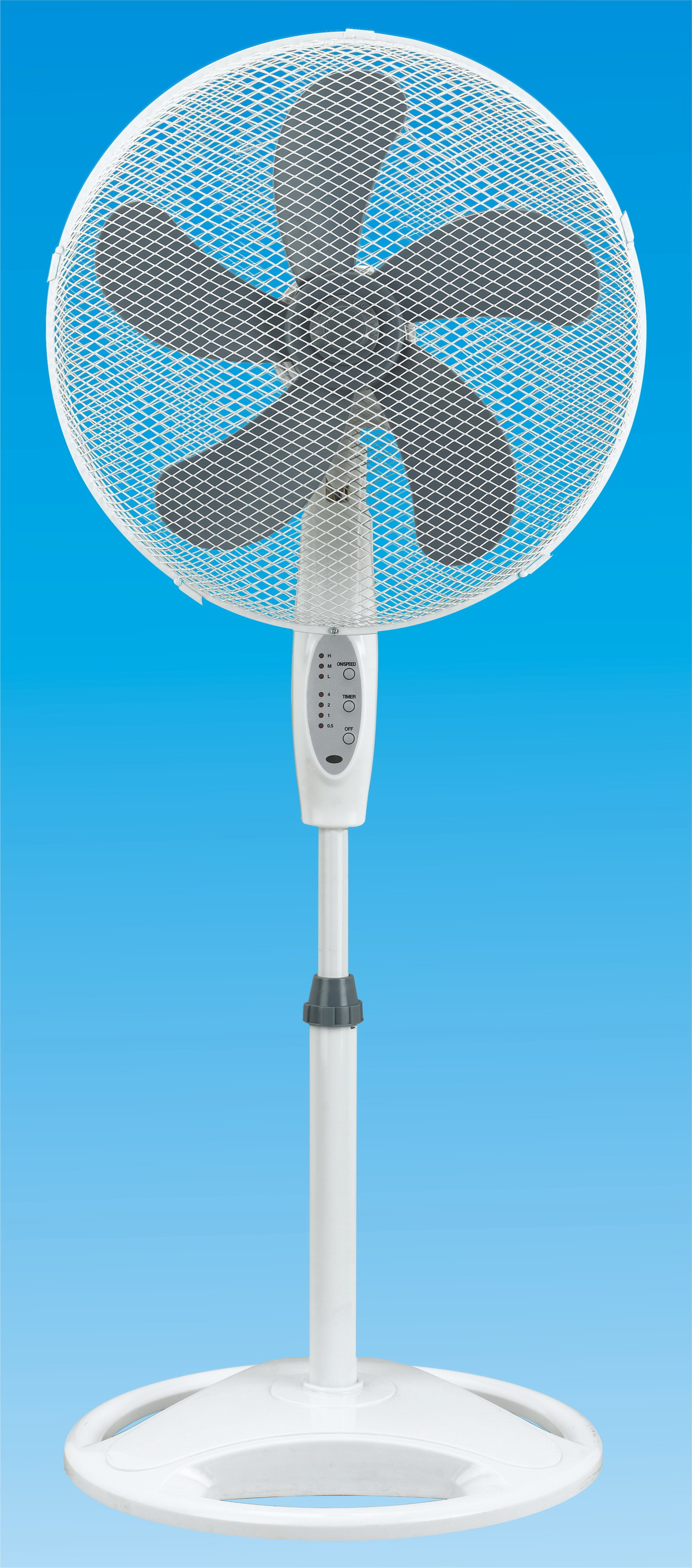 Optimus F1670s Fan 16inch Oscillating Stand Fan