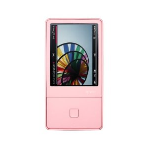 Iriver E100 4 GB Multimedia Player (Pink)