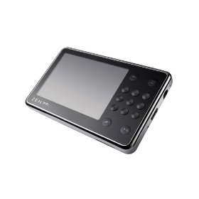 Creative Zen X-Fi 32 GB Video MP3 Player with Wireless LAN and Built-In Speaker (Black/Silver)