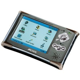 Archos AV400 20 GB Video Player/Recorder and MP3 Player AV420