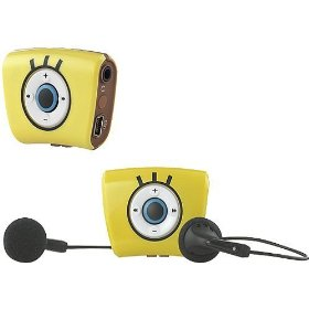 SpongeBob SquarePants Micro MP3 Player
