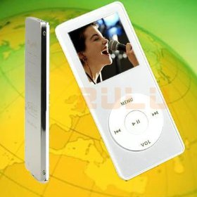 Ultrathin 2GB 11-in-1WMA / MP3 / MP4 Video & Photo Player
